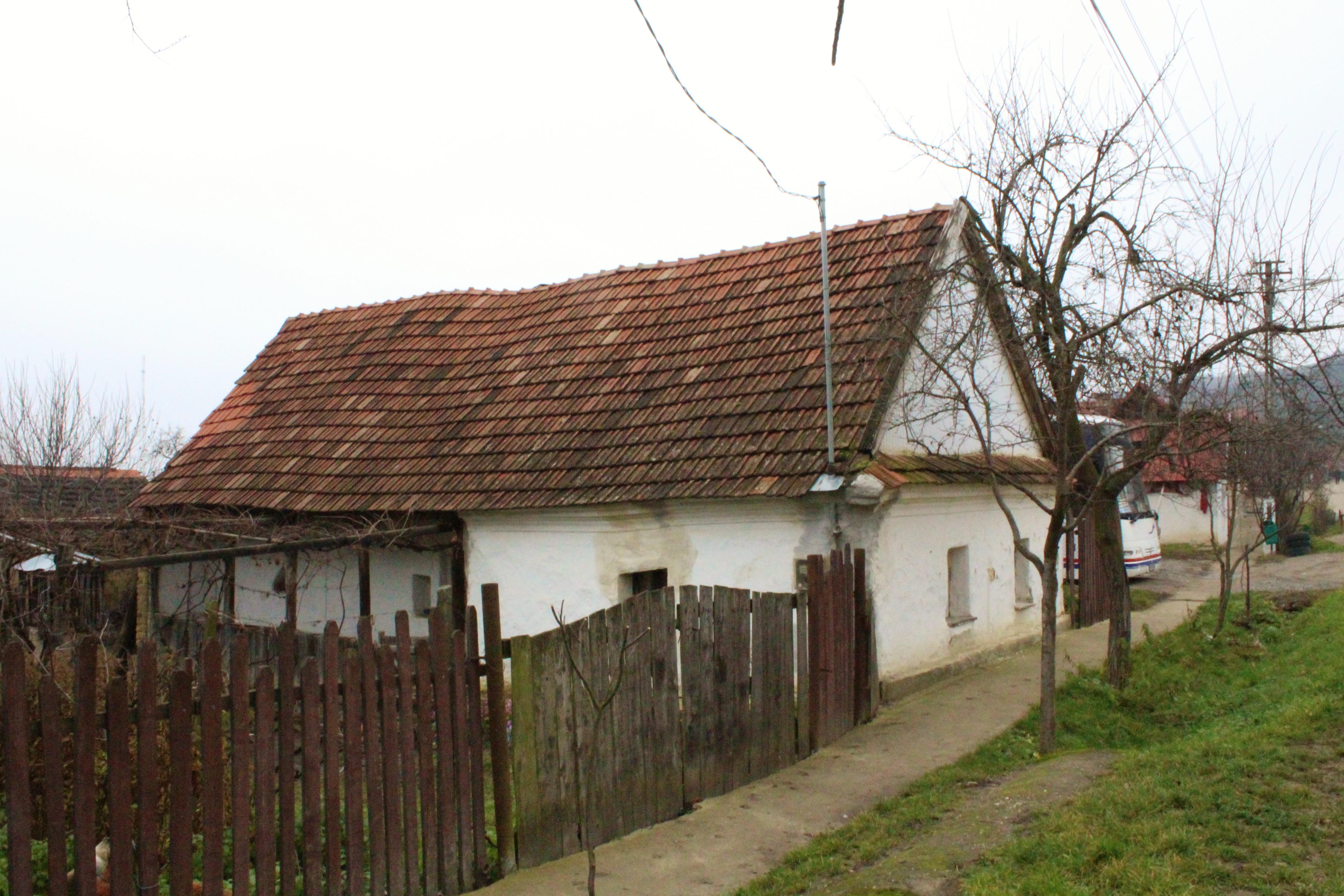 Casa numărul 88. din Leșmir