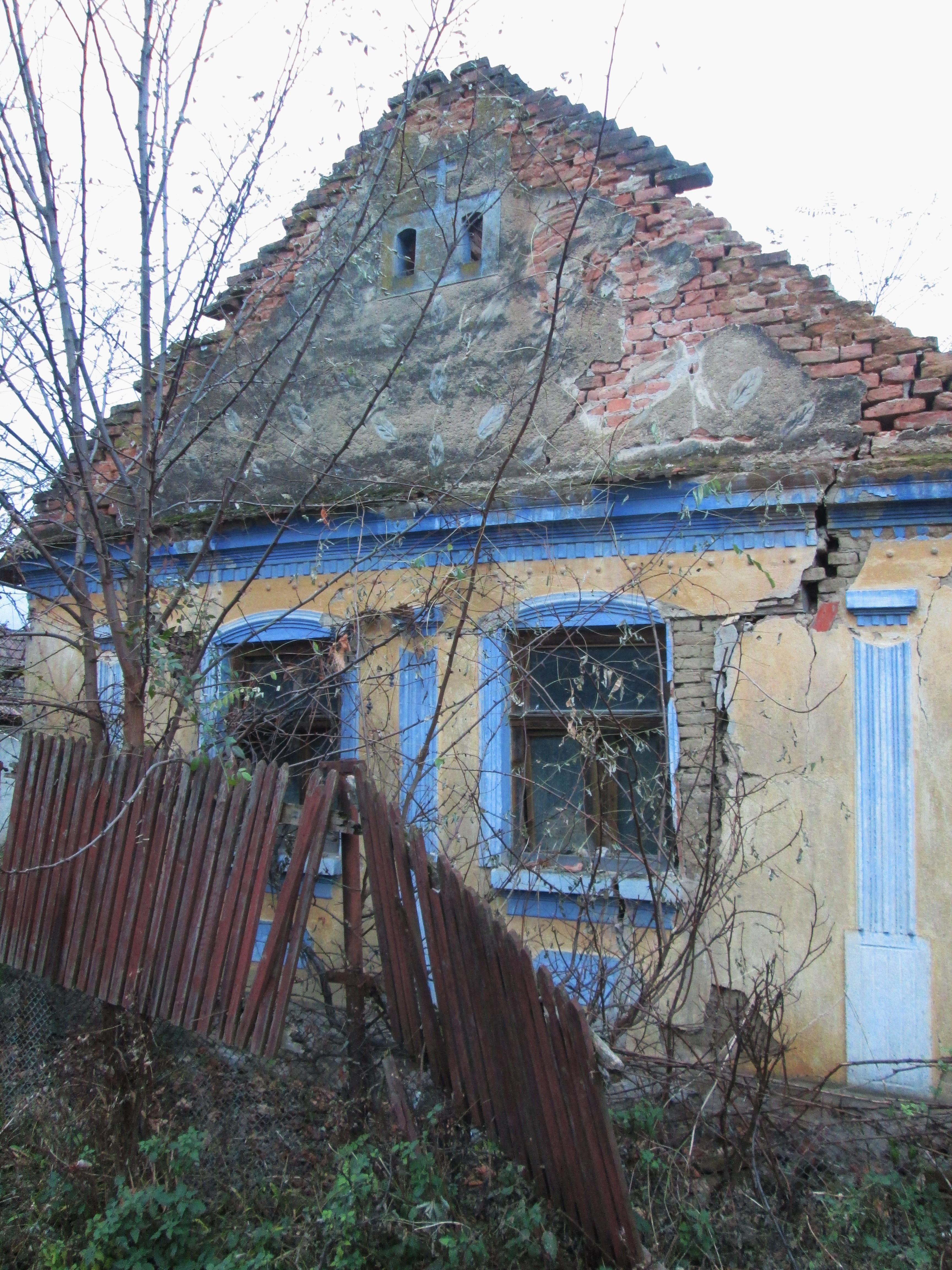 Casa nr. 95. din Valcău de Jos